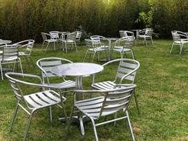 Sillas y mesas para restaurante!