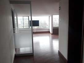 // En La Carolina!! Oficina en arriendo de 65m2, Sector Av. Amazonas, Centro de Exposiciones Quito