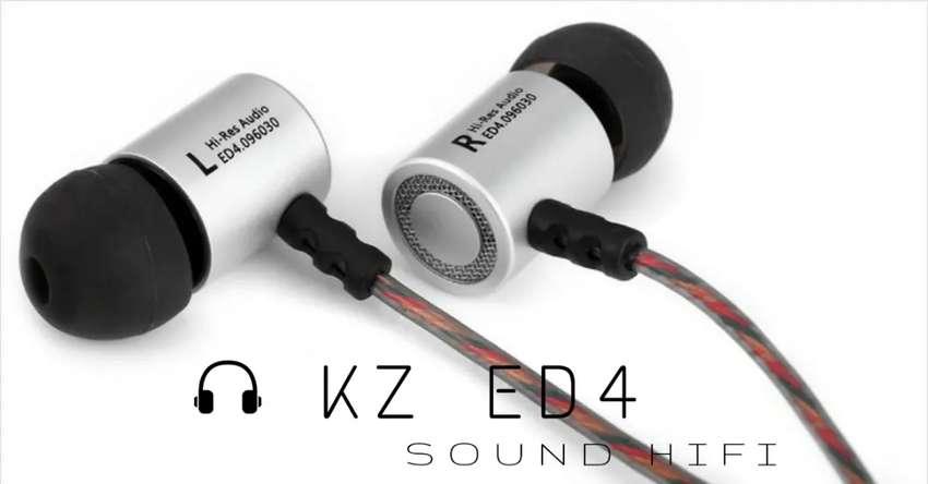 AUDIFONO KZ ED4 0