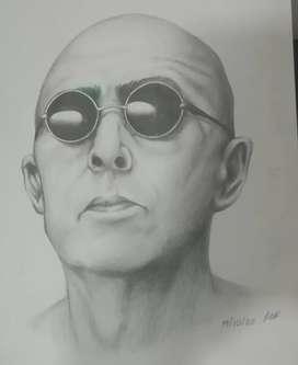 Retrato Patricio Rey
