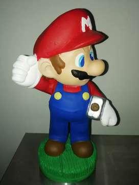 Cerámica Mario Bros