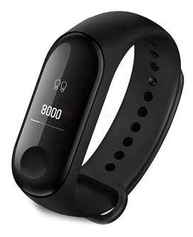 Reloj Inteligente Xiaomi Mi Band3 Smartwatch Resiste Agua Bt**