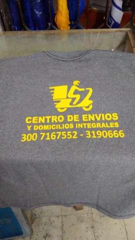 CEDI & TECNOLOGÍA (centro de envíos y Domicilios integrales)
