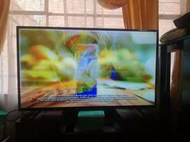 "Vendo TV smartv kalley 55"""