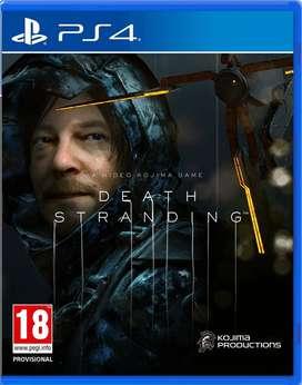 dead stranding ps4