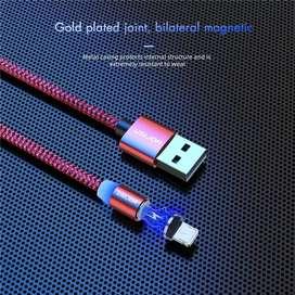 Cable Micro USB Magnético Para Móvil