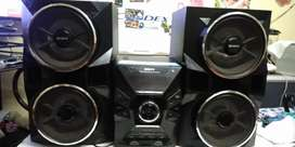 sony home audio system mhc-gpx77