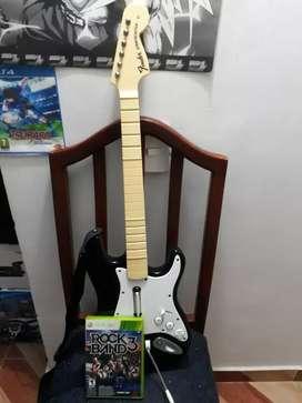 Guitarra  Fender inalámbrica