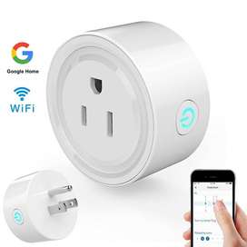 Enchufes Inteligentes Wifi Smartlife Compatible Alexa Y Google Home - Smart Plug