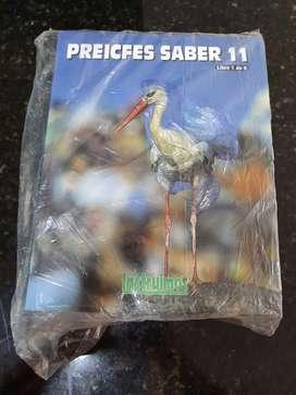 Libros preicfes saber 11