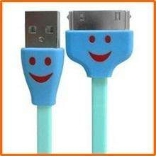 Cable Datos Usb Plano Iphone 4 4s 3g Ipad 1 2 3 4 La Plata 0