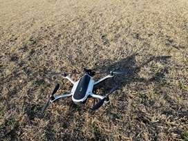 Vendo drone gopro