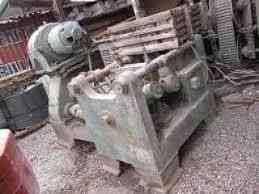 maquinas en desuso malogradas viejas chatarra y herramientas