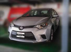 Toyota Corolla MT 2015