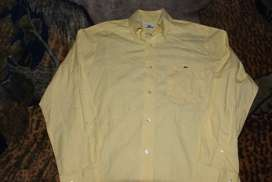 Camisa Lacoste Original Talla S
