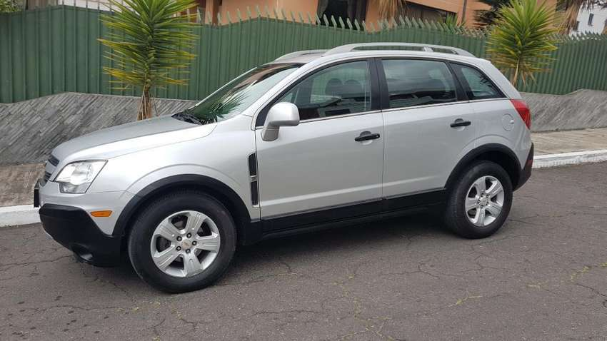 Chevrolet Captiva Sport 2014 Full Extras 0