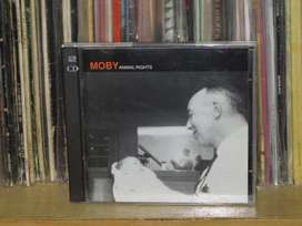 Moby - Animal Rights - 2 x CD GERMANY