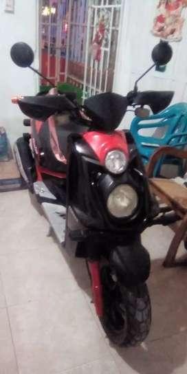 Vendo moto Bws en Buen estado