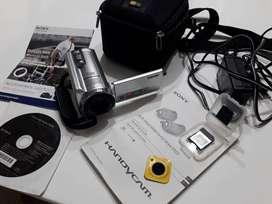 Videocámara Sony Handycam 60 x - 120GB