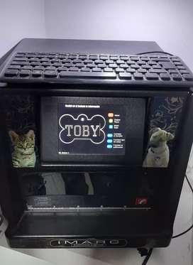 Maquina de marcar placas mascotas