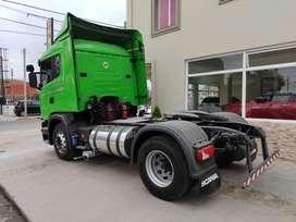 Scania g130 cómo 0km
