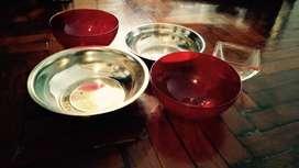 Lote De Bowls Recipientes