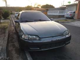 Honda civic 95 coupe