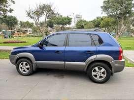 Vendo camioneta Hyundai Tucson 2006