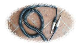 Cable Espiral Con Jack Neutrik Np2x