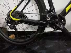 Bici giant xtc 27.5 barata en carbono