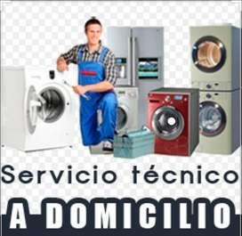 Reparación y mantenimiento de electrodomésticos a domicilio