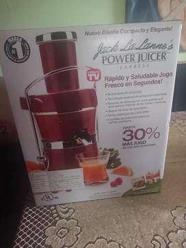 Power Juice lo mejor para hacer jugos