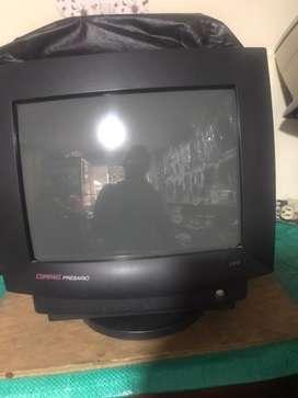 Monitor  antiguo