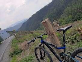 Bicicleta giant doble suspension
