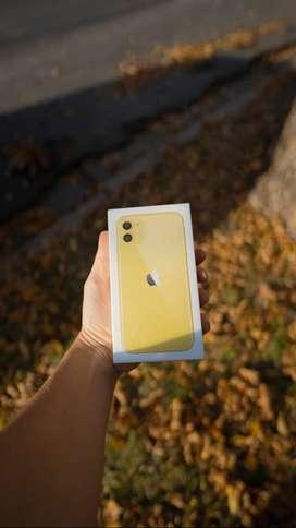 Vendo iPhones 11 sellados - Todos los colores