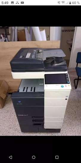 Impresora Digital Konica Minolta C654E Color