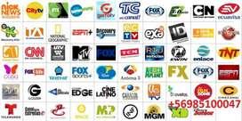 Tv Cable Satelital 40.0 Y 50.0 Solesx1tv
