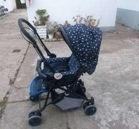 Cochecito de paseo convertible para bebé RUBA