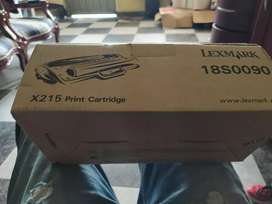 Toner Lexmark x215