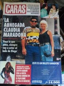 Diego maradona . Menen y Sulemita