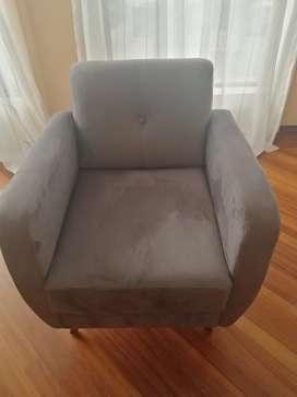 Muebles grises