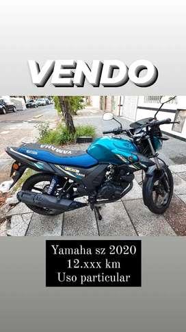 yamaha sz rr150