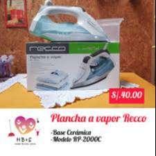 Plancha a Vapor RP-2000C