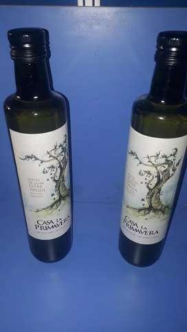 Venta de aceite de oliva extra virgen