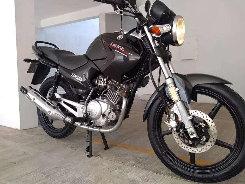 Yamaha ybr 0