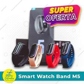 Reloj Smartband Bracelet M5