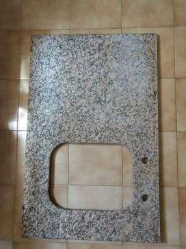 mesada de granito, para cocina