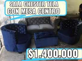Sala chester  grande