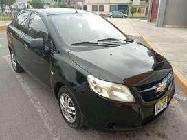 Chevrolet Sail fabricación 2016, Mecánico 72000km, $6900