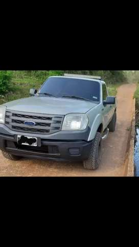 Ford ranger xl plus 3.0 powerstorke cs mod 2011 impecable